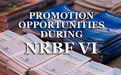 Want to be a sponsor of NRBF VI in Moscow?